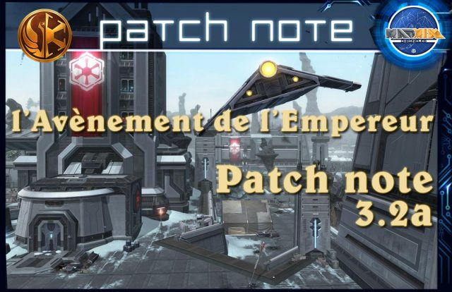 patch note swtor 3.2a